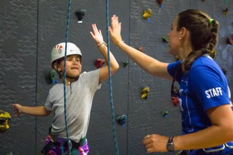 climbing-high-five
