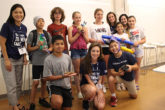 All the Adaptive Futures Campers
