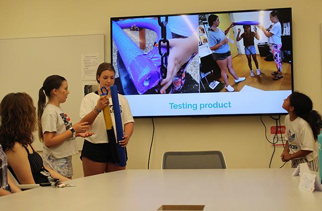 A groups presentation